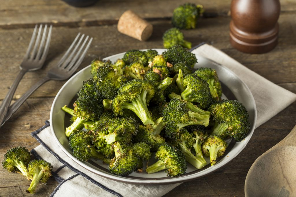 How to Get Along with Frozen Broccoli. 5 Ways -