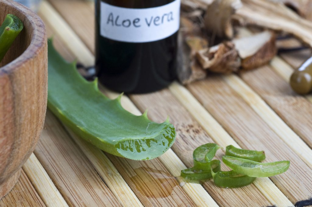 5 Natural Products for Beauty Enhancement -